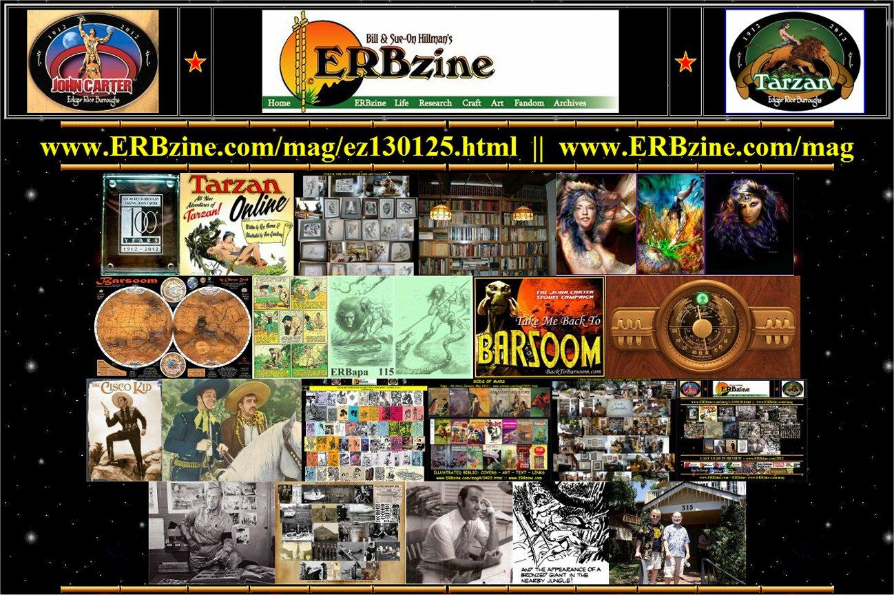 ERBzine Weekly Online Fanzine ec429a1e4b5