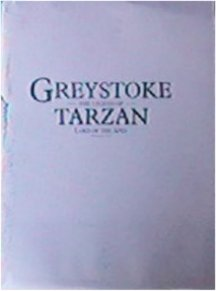 Greystoke Press Book