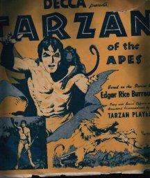 Tarzan Record 1950s