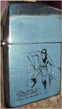 Tarzan Zippo Lighter