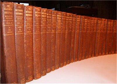 Encyclopedia Britannica in