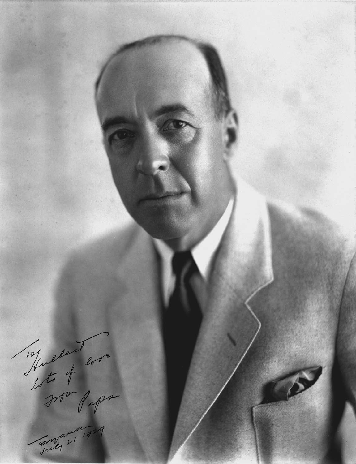 Edgar Rice Burroughs Edgar Rice Burroughs Photo Gallery
