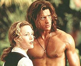 Brendan Fraser ~ George of the Jungle