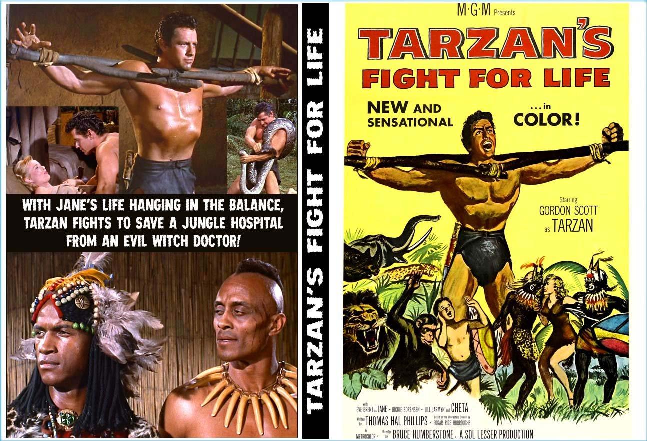 ERBzine 1955  Ta...Tarzan's Africa