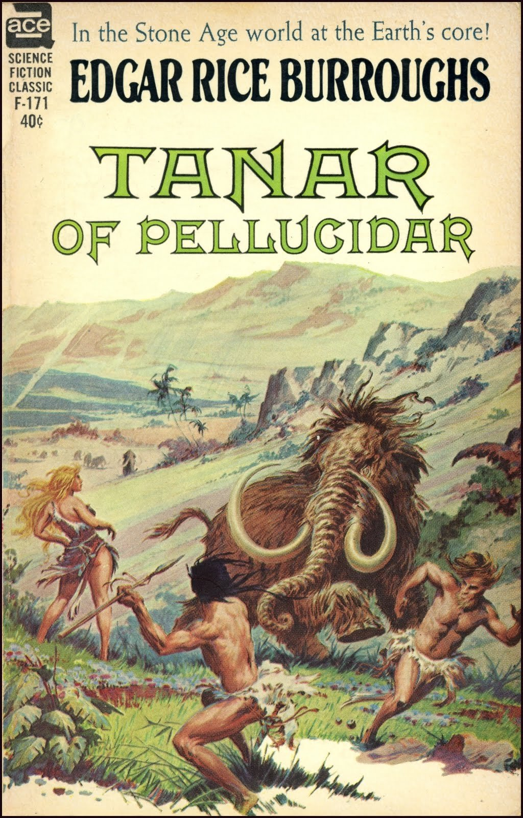 Image result for tanar of pellucidar cover art