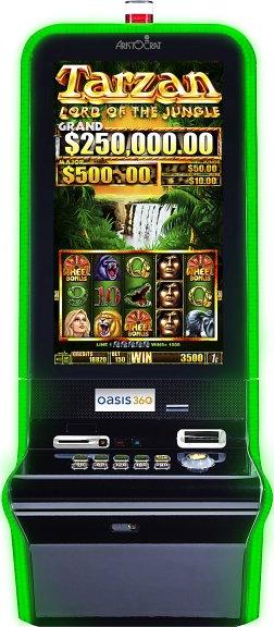 Tarzan lord of the jungle slot machine play online