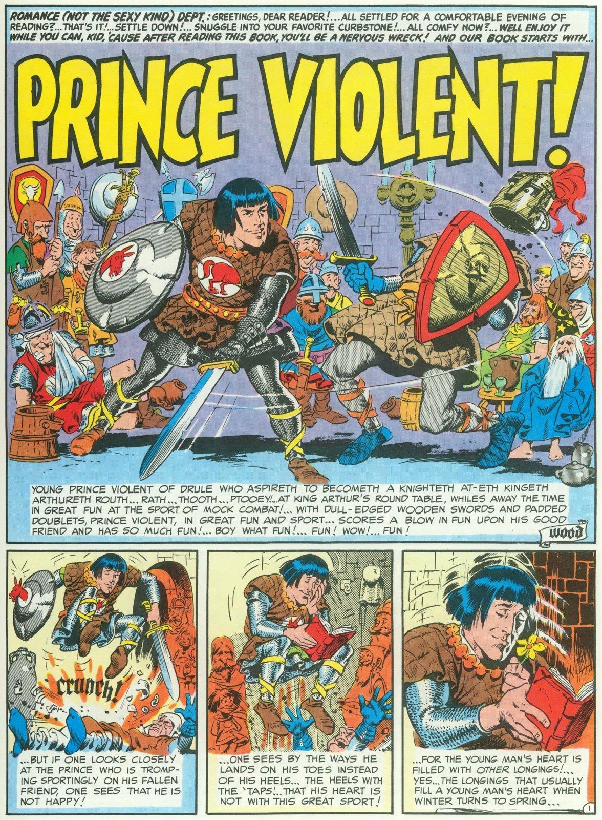 Erbzine 3745 Prince Violent