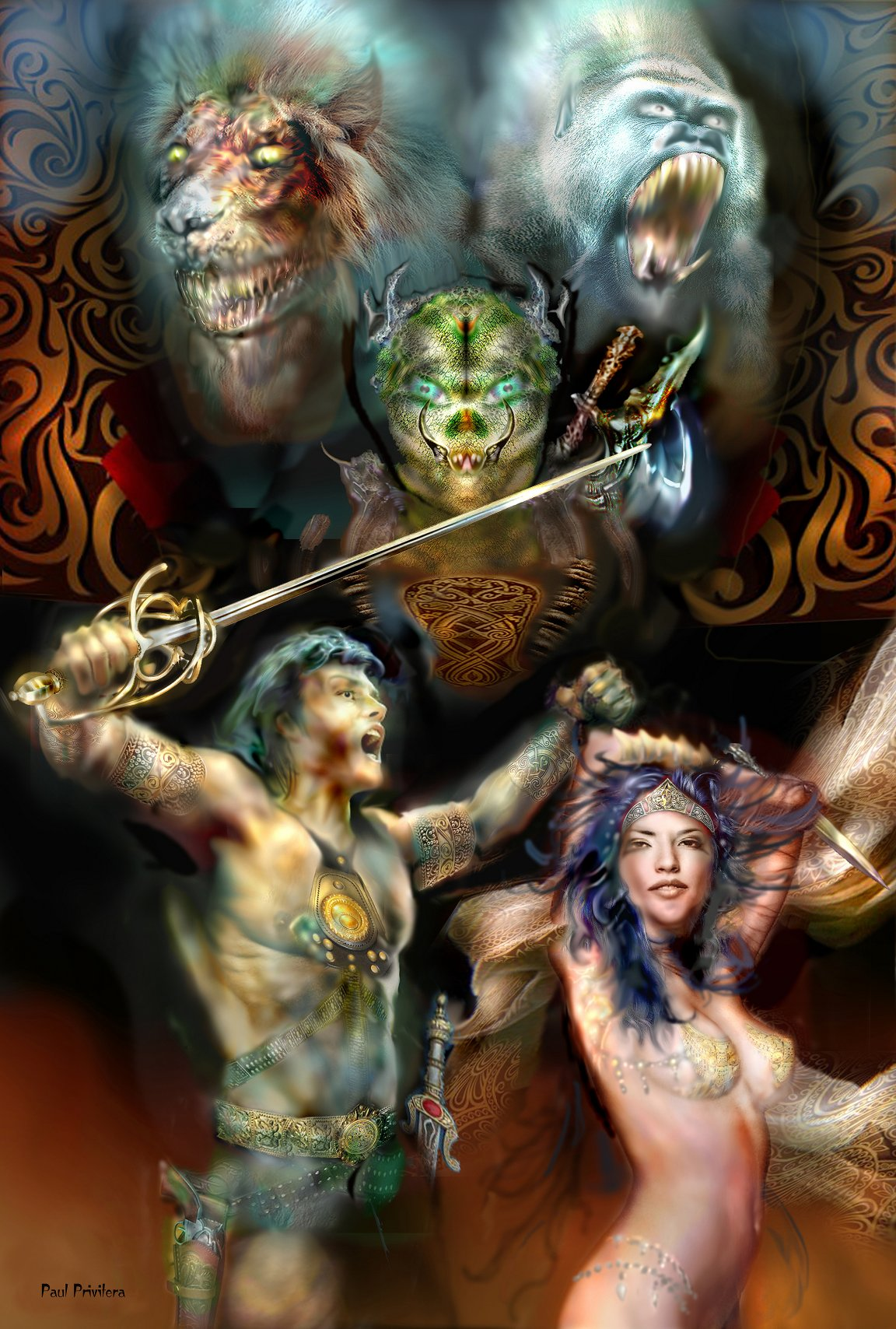 Indonesian Puppet Theater (Wayang) (Vocabulary
