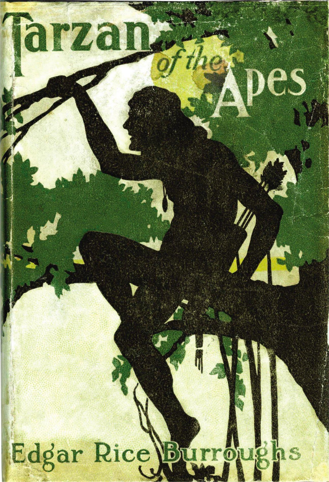 read free online tarzan of the apes