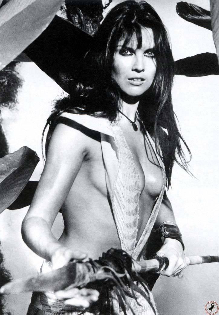 Caroline Munro Pussy