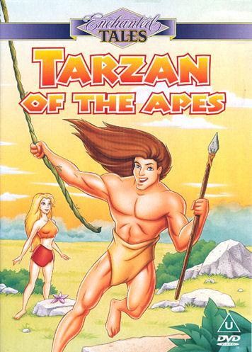 engelsk film Tarzan apenes
