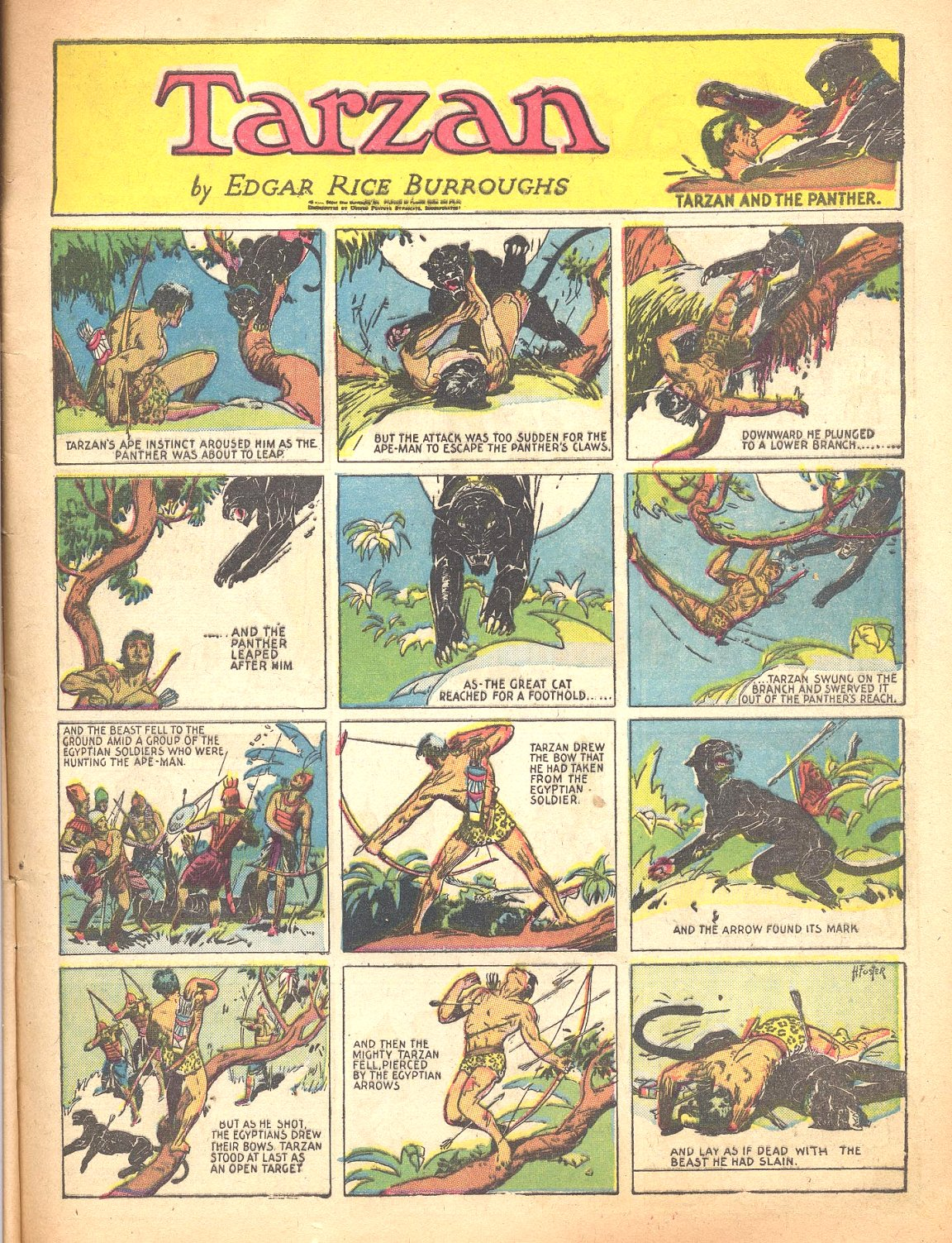 tarzan singles The project gutenberg ebook of tarzan of the apes,  sprang upon the captain crushing him to his knees with a single mighty  tarzan now swam to shore and .