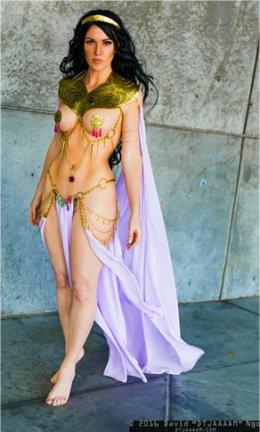 Princess of mars dejah thoris cosplay something