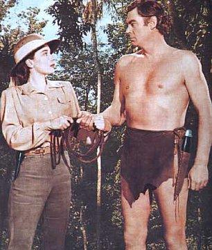 Tarzan and the Huntress ERBzine 0627 Tarzan and the Huntress