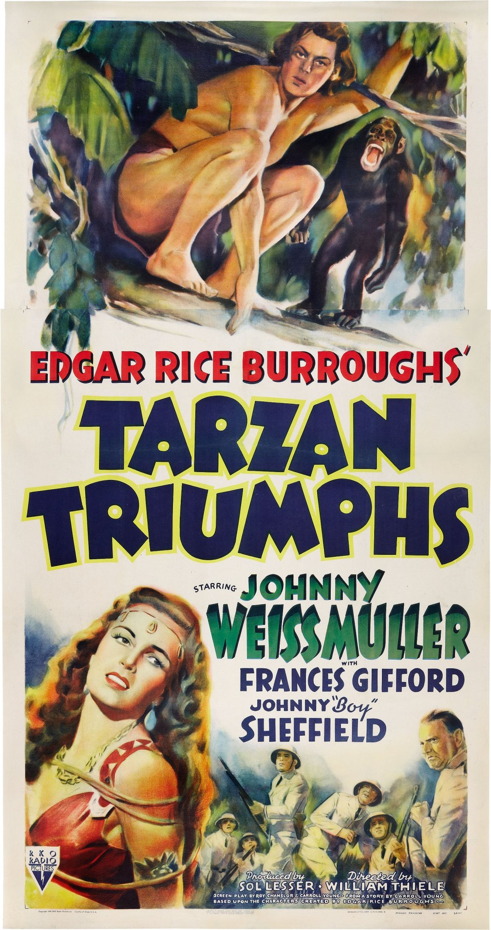 Erbzine 0623c  Tarzan Triumphs  Photo Gallery Iii