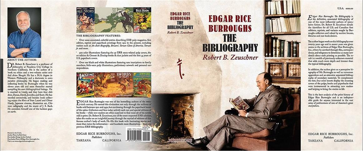 ERBzine 6264: New ERB Books