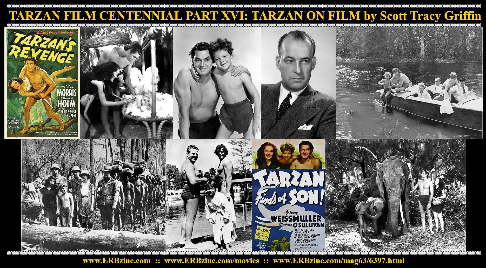 Tarzan movie part 3